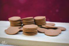 Rezept: Getreidefreie Parmesan Kekse für Hunde selbst backen