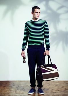 Ben Sherman Spring Summer 2012 Collection
