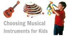 These ideas for musical gifts for kids are hand-picked by musician, music teacher, and mother Kari Richmond. These are especially good for younger children.