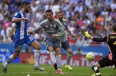 Misfiring Ronaldo eyes history in Malmo