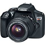 Canon EOS Rebel T6 Digital SLR Camera Kit with EF-S 18-55mm f/3.5-5.6 IS II Lens, Built-in WiFi and NFC – Black (Certified Refurbished)  by CAN0N  Platform: Windows (1)  Buy new: CDN$ 429.95