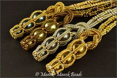 Pendulum by Manek-Manek Beads - Jewelry | Kits | Beads | Patterns