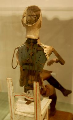 Back view of an automaton by Curious Expeditions, via Flickr
