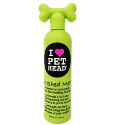 """Pet Head """"De Shed Me!"""" Miracle Deshedding Shampoo for Dogs Dog Grooming Supplies, Pet Grooming, Pet Supplies, Nursing Supplies, Dog Varieties, Dog Shop, Amazon Prime Day, Designer Dog Clothes, Pet Boutique"""