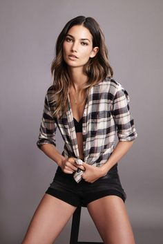 Lily Aldridge's 11 Styling Tips For Every Occasion via @WhoWhatWear