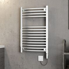 Bathroom With Shower And Bath, Electric Towel Rail, Shower Fittings, Towel Warmer, Heated Towel Rail, Thing 1, Shower Panels, Safety Glass