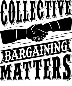 Collective Bargaining Pro Labor Union Worker Protest Light Framed Art Print by Superdesign - Vector Black - MEDIUM Local Union, Political Signs, Collective Bargaining, From Here To Eternity, Workers Union, Labor Union, Socialism, Light Art, Framed Art Prints