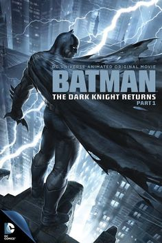 Batman: The Dark Knight Returns, Part 1   @ComicMangaEnt