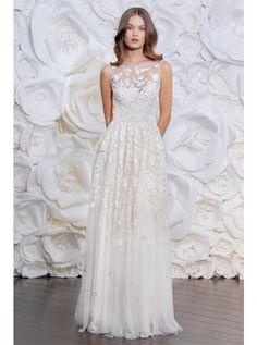 アクア・グラツィエがセレクトした、NAEEMKHAN(ナイーム カーン)のウェディングドレス、NK158をご紹介いたします。