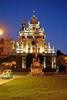 Львів.Церква св.Андрія , St Andrews Church in Lviv ,  photo by Sergij Vetrov , W Ukraine, from Iryna