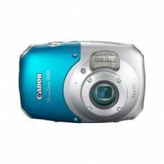 Canon PowerShot D10: 12,1 megapixel, zoom 3x, stabilizzatore ottico e soprattutto si immerge fino a 10 metri!