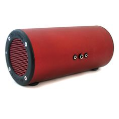 Minirig Portable Subwoofer - Red  #speaker #music #portable