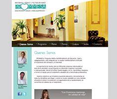 Sitio web para PROMMESA    Pueden visitar el sitio en:    www.prommesa.com.ar