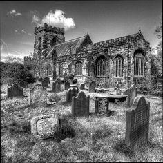 St Laurence Church, Frodsham, Cheshire