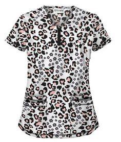 58a4368627f 123 Best Animal Print Scrubs images | Medical scrubs, Uniform ...