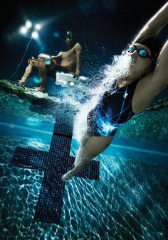 Underwater Photography: 38 Impressive Glamour Shots Taken Under Water - You The Designer Swimming Photography, Sport Photography, Underwater Photography, Swimming Diving, Keep Swimming, Swimming Body, Swimming Sport, Competitive Swimming, Glamour Shots