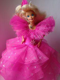 1990 Happy Holidays Barbie