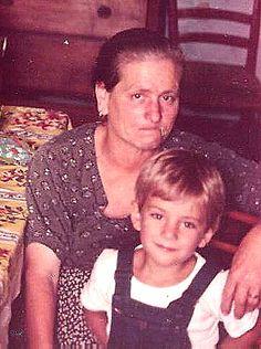 Nonna e mio cugino