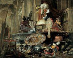Pieter Boel - Vanitas Allegory
