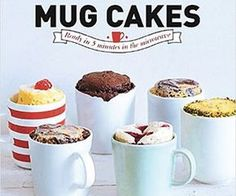Mug Cakes! Create delicious mini cakes in a matter of minutes! They require minimal effort but you will eat rewards! Available To Buy Now From Prezzybox at Mug Cakes In Stock With Fast, UK Delivery. Mug Cakes, Cake Mug, Cupcake Cakes, Food Cakes, Mug Recipes, Cake Recipes, Dessert Recipes, Muffin Recipes, Pumpkin Recipes