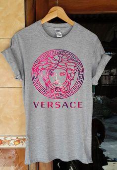 ab049016 versace shirt versace t shirt versace tshirt versace by mzcooltee Versace  Shirts, Atelier Versace,