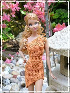 #crochet #Barbie #outfits Barbie-hanneton 46.26.5 qw