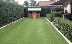Get nothing but the very best synthetic grass and turf in the country from Town & Country Lawn Magic. Call today on 0411 709 Artificial Grass Installation, Artificial Turf, Artificial Grass Ideas, Small Backyard Patio, Backyard Landscaping, Landscaping Ideas, Backyard Ideas, Backyard Decorations, Backyard Play