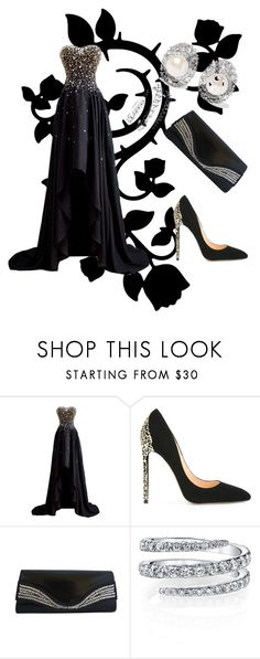 """""""Untitled #19"""" by brkicmaida1 ❤ liked on Polyvore featuring Cerasella Milano and Kenneth Jay Lane"""