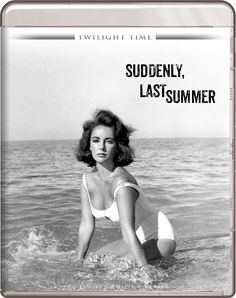 Suddenly, Last Summer (1959) Blu-ray Review: It Happened One Time - Cinema Sentries