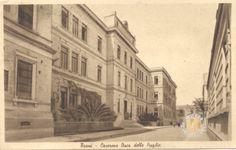 1948 – TRANI – PUGLIA  Caserma duca delle Puglie