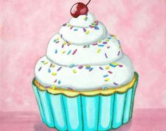 cupcakes by Colleen on Etsy