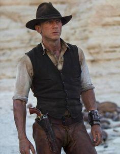 """Daniel Craig - """"Cowboys et Envahisseurs"""" = """"Cowboys and Aliens"""" (2011)"""