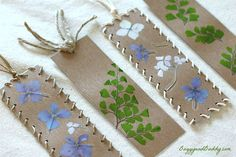 This nature-themed bookmark craft for kids is so simple to make and is perfect for a wide range of ages. Children will enjoy the process of pressing flowers and leaves and then using the natural materials to create all kinds of designs for their homemade bookmarks! Are you following Buggy and Buddy on Pinterest?  …
