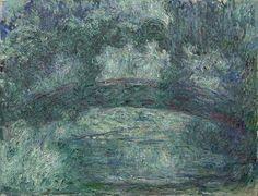 Claude Monet The Japanese Bridge