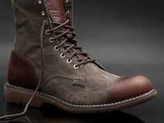 Winter will be here soon, and you need a boot that's stylish and can stand up against the weather. Here are the ten men's winter boots you need right now. Mens Winter Boots, Winter Shoes, Old Boots, Shoe Boots, Men's Boots, Vintage Boots, Vintage Leather, Fashion Vintage, Classy Fashion