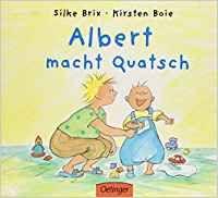 Albert macht Quatsch: Amazon.de: Kirsten Boie, Silke Brix: Bücher