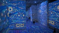 Find out more about the newest addition to Paris' cultural scene, L'Atelier des Lumières, a digital museum that immerses you in fine art and music.