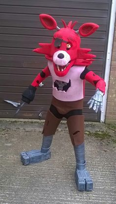 24 Best Foxy Costume Images