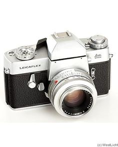Leitz: Leicaflex Prototype 1966. Leicaflex prototype with removable finder system. Only three models are known.