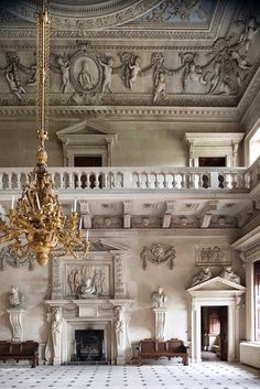 ARCHITECTURE – vogue daily houghton hall, portrait of an english country house. Architecture Design, Beautiful Architecture, Building Architecture, Houghton Hall, Regal Design, Villa, Le Palais, Grand Homes, Classic Interior