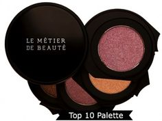 Top 10 Eyeshadow Palettes: Le Metier de Beaute Silk Road Kaleidoscope (Click through to see all 10!)