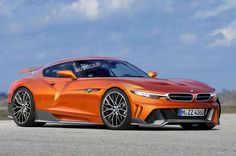 BMW is working on a new BMW Z4 sports car, the vehicle is a joint effort between BMW and Toyota, and the vehicle will be a hybrid sports car. The new BMW Z4 will feature a front engine layout, and it is expected to be four wheel drive and it will come with direct injection and electric engines. | via Geeky Gadgets