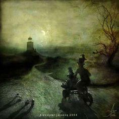 Untitled DocumentThe lighthouse- Alexander Jansson 2006