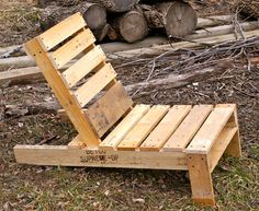 For our bonfire pit. Made out of pallets.