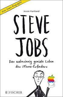 "Zwiebelchens Plauderecke: Rezension ""Steve Jobs - Das wahnsinnig geniale Leb..."
