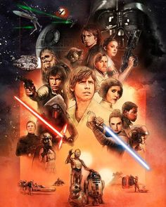 The Saga of Star Wars - Paul Shipper