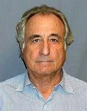 Bernie Madoff, is a scammer. but he belongs here among Gangsters, because he steals from people....