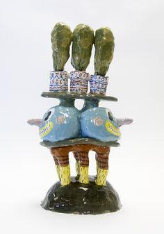 joakim mojanen // Ceramic sculpture 2013