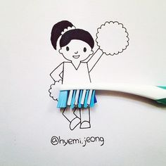 Creative Drawings by Hyemi Jeong