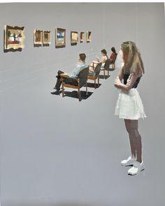 Figurative Art, Modern Art, Ballet Skirt, Fine Art, Concert, Drawings, Instagram, Color, Design